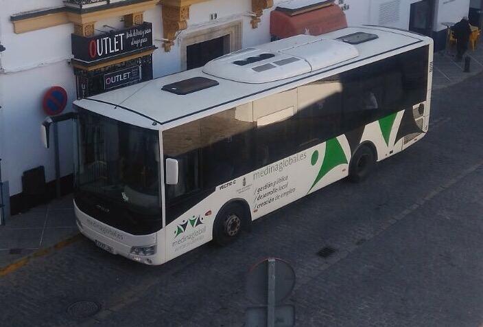 medina global autobus