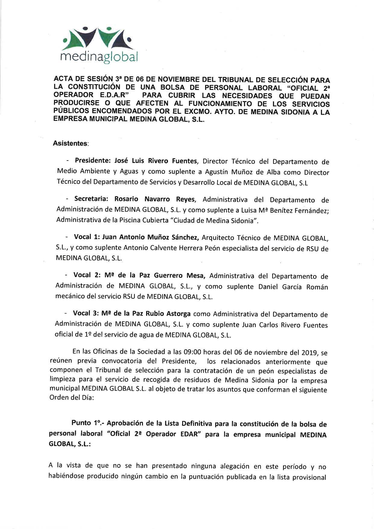 ACTA 3ª MESA DE VALORACION PUNTUACION DEFINITICA OFICIAL 2º OPERDADOR EDAR-1